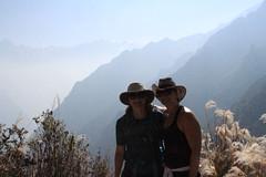 Inca Trail Peru (wharman) Tags: inca trail inka cusco aguas calientes peru machu picchu trek hike