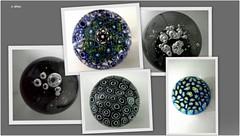 Vidros coloridos (o.dirce) Tags: vidros objetos pesos coloridoa bolhas odirce riodejaneiro interior