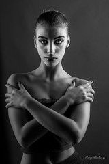 Daniela dark (lurick.01) Tags: bianco daniela modella portrait ritratto