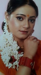 South Actress Madhuchandaphotos Set-3-Hot In Traditional Dress (3)