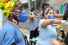 Afrografiteiras Pedra do Sal dia2 02 (Rossana Fraga) Tags: afrografiteiras pedra do sal rede nami