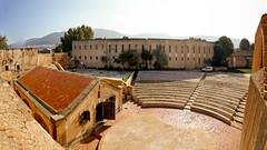 Tlemcen - Palais d'El Mechouar   (habib kaki 2) Tags: algrie tlemcen     elmechouar   muse  amphithtre palais