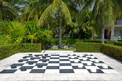 Dreams in Tulum, Mexico (Jeffrey Neihart) Tags: jeffreyneihart mexico mexicoarchitecture mexicanflag jeffrey neiharttulummexicoresortdreamspacificoceanpacific oceanmoonriseswimmingswimming pooliguanapalmsbeachstairswinding stair case checkers chess fountains nightphotography