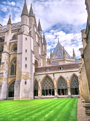 Inside Westminister Abbey - London (Sriranga.rao) Tags: westminister abbey cathedrals of england