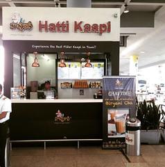 So we meet again, #hattikappi #Hyderabad #Airport #Coffee #travel (VaibhavSharmaPhotography) Tags: so we meet again hattikappi hyderabad airport coffee travel