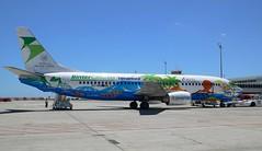 Binter Canarias Boeing 737 Futura (Mechelen op zijn Best) Tags: luchthaven airport aeropuerto lufthafen laspalmas grancanaria bintercanarias reizen reisen travelling viajar vliegtuig flugzeug airplane avin