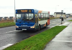 34371 - LV52 HGJ (Cammies Transport Photography) Tags: park bus drive 1 coach fife via lapwing dennis dart stagecoach dunfermline in 34371 hgj lv52 duloch lv52hgj
