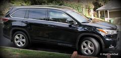 Full Side View - 2014 Toyota Highlander Limited Platinum