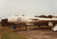 Vulcan B.1 XA 900 (Gerry Rudman) Tags: vulcan raf b1 avro cosford 698 xa900