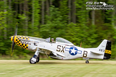 CO's Steed (Fly By Photography) Tags: plane virginia fighter unitedstates norfolk worldwarii virginiabeach metfield northamericanp51dmustang militaryaviationmuseum 353rdfightergroup 352ndfightersquadron warbidsoverthebeach2014 exusaaf4472483 ltcolwilliambbailey jerryyeagan n51ea463684sxbdoubletroubletwocn12238942