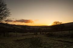 Sunrise over Withypool Exmoor (Giuseppe Baldan) Tags: