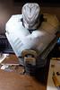 Paper Jaeger Project 3 (phnrested) Tags: 35mm paper robot fuji pacific desk fujifilm jaeger rim eureka mech papercraft striker x100 23mm apsc x100t fujifilmx100t fujix100t