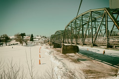 Small Town Quebec: St-Stanislas (n8fire) Tags: smalltownquebec fujixpro1 fujinonxf1655mmf28lmrwm