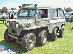 594 Willys 8x8 (1953) (robertknight16) Tags: ferrari