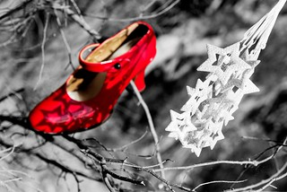 99/100_Red Stiletto_Wish upon a shoe-ting star