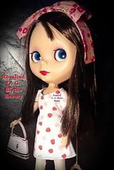 Blythe-a-Day January#17: Blythe ID: Rosalind