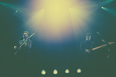 alt-J (jadehpark) Tags: light music colors canon photography concert december sandiego live stage symmetry sound lightroom 2014 altj