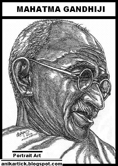 GANDHI WORLD FOUNDATION ART and ACTIVITIES - GANDHI - Father of Nation - MAHATMA For US - We Must Follow Our LEGEND LEADER to protect us against from Violence Ever - Thanks a lot - ANI Artist,India