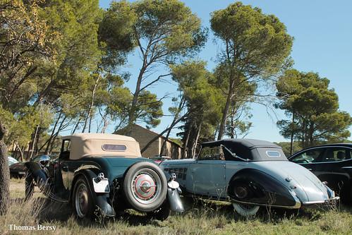 Bugatti Type 46 Roadster 1930