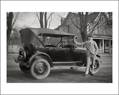 Vehicle Collection (5455) (Steve Given) Tags: man automobile familycar socialhistory motorvehicle