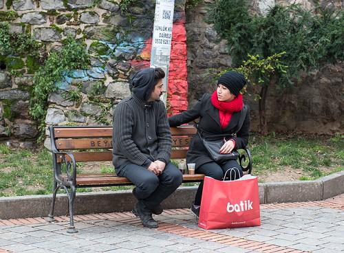 He, She & Batik ©  Andrey