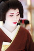 Geiko (Teruhide Tomori) Tags: portrait woman girl beauty festival japan lady kyoto maiko geiko geisha 京都 日本 kimono tradition 北野天満宮 着物 kitanotenmangu baikasai ef70200mmf28l 芸妓 舞妓 伝統行事 梅花祭 canoneos5dmarkⅲ