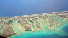 reef and sea Tahiti Rangiroa (sapphire_rouge) Tags: tahiti atoll rangiroa resort polynesia lagoon snorkeling france pacific landscape coral  franchpolynesia    atool polynsiefranaise