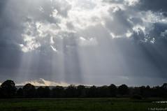 Breakthrough (ralf.kerkhoff) Tags: herbst jahreszeit natur himmel wolken landschaft heubach mariaveen reken heubachwiesen