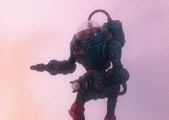 Mars Attacks (Boynton Art Studio) Tags: mars robot flying big ufo attacks saucer stompy