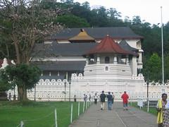 Sri Dalada Maligawa Temple of the Tooth