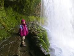 Behind the Waterfall of the Snow (Vertigo Rod) Tags: snow water wales forest river de waterfall nationalpark walk south cymru hike breconbeacons cave welsh brecon cymraeg ogof ystradfellte porthyrogof waterfallofthesnow sgwrdyreira
