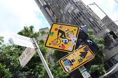 ColaAqui! stickhere! on the streets (colaaqui) Tags: stickerart urbanart sampa artederua adesivo arteurbano arteurbana colante colaaqui stickhere encontrodestickers artederuasp