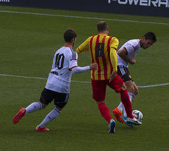 "Valencia Mestalla 1  Sant Andreu 1    22.02.2015 <a style=""margin-left:10px; font-size:0.8em;"" href=""http://www.flickr.com/photos/23459935@N06/16615398932/"" target=""_blank"">@flickr</a>"