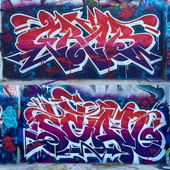 Grab/Scan (GrabFDC) Tags: canada graffiti miami montreal duo scan collab mtn spraypaint grab grabs fdc ripjdilla montanacolors grabster spraycation mtnusa mrscando