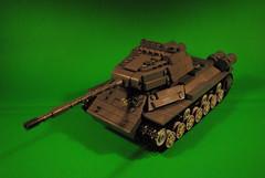 Lego IS-4 Soviet Heavy Tank (Weegee011) Tags: tank lego russian heavy postwwii