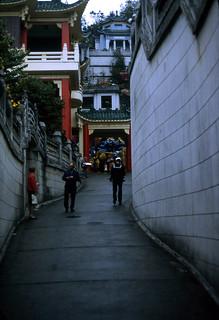 Entry to Tiger Balm Gardens