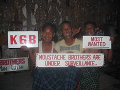 The Moustache Brothers Burma