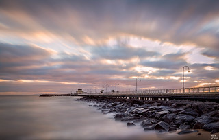 St Kilda Pier Long Exposure