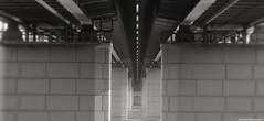 under the bridge (www.eurodomen.com) Tags: bridge concrete construction factory