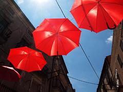 PRADES-37 (e_velo ()) Tags: 2016 catalunya baixcamp prades primavera spring olympus e620 umbrellas