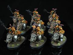 Orruk Gore-gruntas (T Markham) Tags: ageofsigmar aos warhammer fantasy orks orcs gamesworkshop