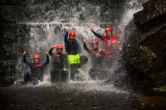 waterfall (danwilson10) Tags: sony alpha a6300 apsc apcs 50mm prime river rafting white water outdoors motor bike cave waterfall