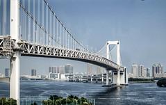 160701 143031 (friiskiwi) Tags: odaibafromtrain rainbowbridge minatoku tkyto japan jp