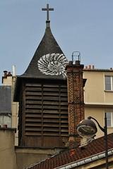 Bonom_2622 boulevard Richard Lenoir Paris 11 (meuh1246) Tags: streetart paris animaux coquillage boulevardrichardlenoir paris11 bonom