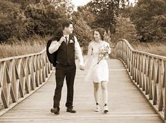 Together forever (Photomiqs) Tags: olympusomdm1 wedding oldstyle bridge tyres sweden olympusm1240mmf28pro
