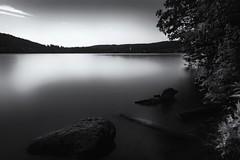 Silent Lake (Radek Lokos Fotografie) Tags: lake water landscape mono outdoor schwarzwald blackforest