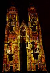DSC08646.jpg (Bob Wit) Tags: tours cathédrale st gatien spectacle illumnation