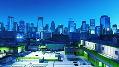 Colorful docks (The Bearer Of Victory) Tags: dice scenery colorful environment ea ue3 eadice mirrorsedge unrealengine
