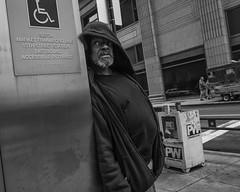 Market East, 2016 (Alan Barr) Tags: street people blackandwhite bw philadelphia monochrome mono blackwhite candid streetphotography sp streetphoto gr marketstreet ricoh marketeast 2016 marketstreeteast