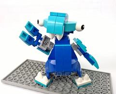 bob02 (chubbybots) Tags: lego alien mixels